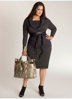 Barcelona Sweater in Charcoal. IGIGI by Yuliya. www.igigi.com Charcoal Gray! The substitute for black!! Love it!!