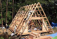 Oak Village Wooden Architecture Laboratory                                                                                                                                                     Mais
