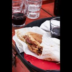 Cuban Sandwiches with Tomato Jam | Food & Wine goes way beyond mere eating and drinking. We're on a mission to find the most exciting places, new experiences, emerging trends and sensations.