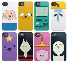 Adventure Time iPhone Cases from RedBubble