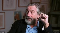 El Usualmente Reservado Robert De Niro Sorprende Al Referirse A La Homosexualidad De Su Padre #Video
