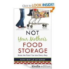 Not Your Mother's Food Storage