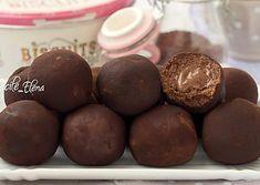Tartufini cookies alla Nutella 2 ingredienti velocissimi senza cottura burro uova o zucchero