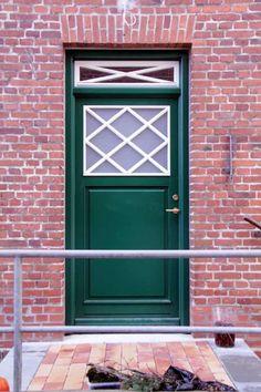 Facade, Garage Doors, Outdoor Decor, Home Decor, Decoration Home, Room Decor, Facades, Home Interior Design, Carriage Doors