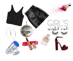 """""""Untitled #84"""" by jessieistrefi on Polyvore featuring MANGO, Moschino, Steve Madden, GUESS, La Perla and PBteen"""