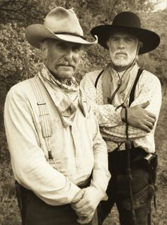 LONESOME DOVE (CBS-TV) - Robert Duvall - Tommy Lee Jones - Based on the novel by Larry McMurtry - Directed by Simon Wincer.