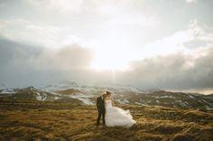Iceland wedding shoot