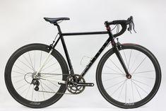 Stephen's Custom Road Bike - Saffron Frameworks | Bicycle Frame Builder London