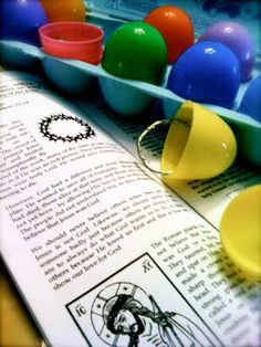 Holy Week Activities for Kids