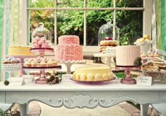 small wedding cakes with multi cakes - Google Search