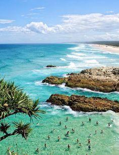 Stradbroke Island, Queensland