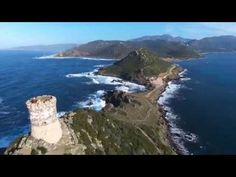 Parrot Bebop drone & Skycontroller 800m in corsica - YouTube