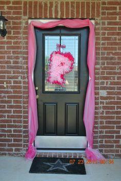 Pink Pink baby shower
