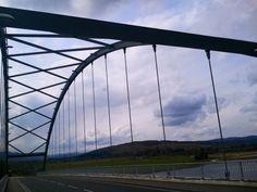 Bonar Bridge in the Scottish Highlands by Karen V Bryan, via Flickr #scotminitour
