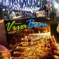 Nossa edição de dezembro em clima de #Natal em #Palmas, #Tocantins.