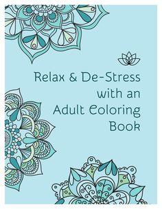 "Don't get stressed. LibraryAware's ready-to-go flyers can make your adult coloring programs all ""fun and no work."" Search for ""coloring"" in flyers- books, flyers-event and bookmarks  to find them all."