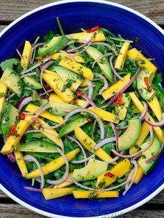 Salad Recipes, Healthy Recipes, Healthy Food, Delicious Recipes, Green Beans, Zucchini, Detox, Squash, Yummy Food