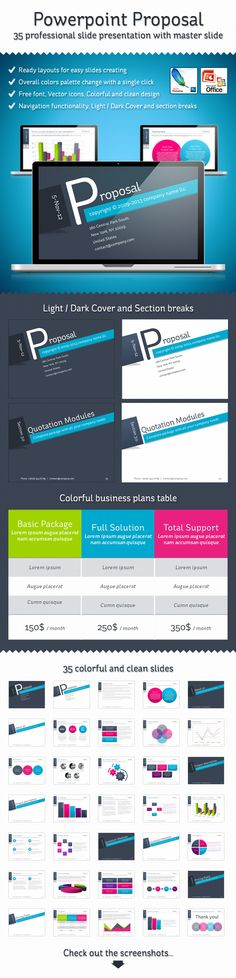 Great Idea Template Ideas and Templates - powerpoint proposal template