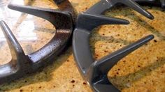 Clean Stove Burners and Grates Effortlessly with Ammonia