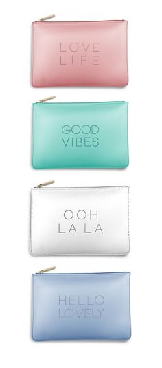 Katie Loxton Perfect Pouches Do Not Fear, Pouches, Style Inspiration, My Style, Ebay