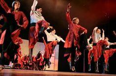 The Joyous Dabkeh Dance!
