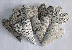 a bundle of hearts. . .
