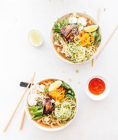 loryn's flavourful pho from thermo cooker fresh favourites Pho Broth, Soup Recipes, Healthy Recipes, No Sugar Foods, Other Recipes, Main Meals, No Cook Meals, Family Meals, Cooker