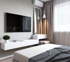 170 best minimalist bedroom design you must try -page 3 Minimalist Bedroom Bedroom Design Minimalist Page Country Bedroom Design, Bedroom Bed Design, Modern Bedroom Design, Home Interior Design, Bedroom Designs, Modern Apartment Design, Modern Design, Bedroom Tv Stand, Tv In Bedroom