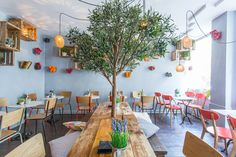 Les restaurants kids friendly a Paris La Mangerie