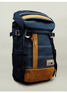 Mater-Piece x oki-ni x Indigofera Backpack