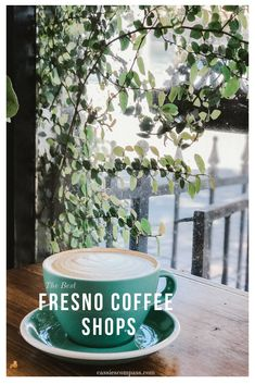 If you are looking for things to do in Fresno, don't miss these cute and flavorful coffee shops! #bestcoffeeshops #fresno #fresnocalifornia #thingstodoinfresno
