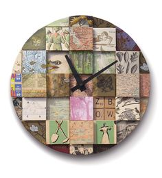 Time for a homemade clock. By Craig Hansen