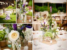 Spring Barn wedding