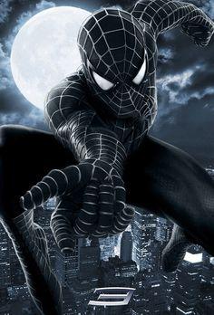 Amazing Spiderman, Spiderman Noir, Art Spiderman, Black Spiderman, Marvel Comics, Marvel Comic Universe, Marvel Art, Marvel Heroes, Marvel Avengers