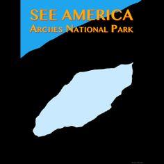 Arches National Park by Zack Frank  #SeeAmerica