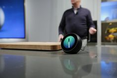 Amazon introduces the Echo Spot an alarm clock with a 2.5-inch screen