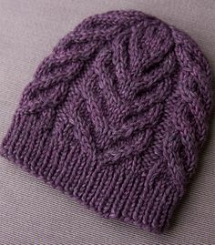 Northward Hat - free pattern