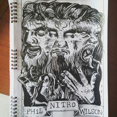 #nitro #draw #drawing #wallpaper
