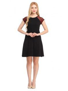 d184fc3f58ef Short Black Dress - Dresses - By Cottinfab.com