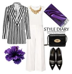 """""""#fashion#sultankurtay#mydailyfashion"""" by sultankurtay on Polyvore featuring Finders Keepers, Tory Burch, Topshop Unique, Yves Saint Laurent, Oscar de la Renta and Mulberry"""