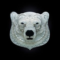 Patrick Cabral Paper Art : Endangered Species