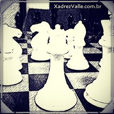 Xadrez é Percepção. XadrezValle.com.br