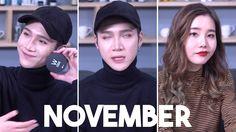 November's Hits, Shits, & Eh, You Cute I Guess ft. Joankeem - Edward Avila