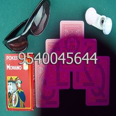 The favourites of gambling in playing cards use the easiest way to earn lots of money in Coimbatore by using spy cheating playing cards. The hidden code is printed on the back side of these cards. The user can see these hidden codes with the help of special perspective glasses without anybody's knowledge and win every gamble. Visit us for more information: http://www.spycheatingplayingcards.com/spy-playing-cards-in-coimbatore.html