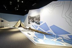La bande à Paul | The Scenography for Expedition: Arctic on http://www.arthitectural.com
