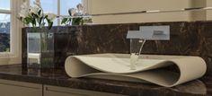Linha Prima inova em design de cubas para banheiro e lavabo