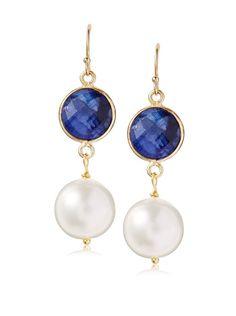 Liv Oliver 18K Gold Sapphire and Pearl Drop Earrings, http://www.myhabit.com/redirect/ref=qd_sw_dp_pi_li?url=http%3A%2F%2Fwww.myhabit.com%2Fdp%2FB00UH9ZMBQ%3F