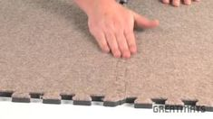 Carpet tiles are available as interlocking and modular carpet squares. Use carpet tiles for commercial, basements, gym and trade show floors.