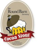 Cocoa Stout by the Round Barn Brewery