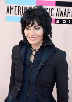 Joan Jett has such amazing style, so happy she came out with a collection